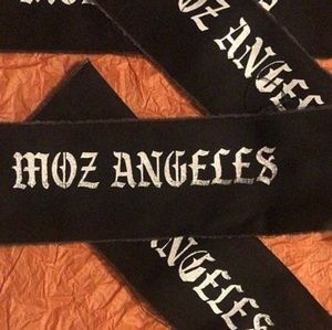 Moz Angeles Sew In Patches
